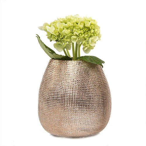 Chive Pot de Malla, Rose Gold