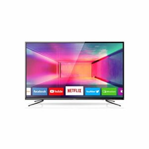 Engel LE3280SM – Smart TV de 32″, Color Negro