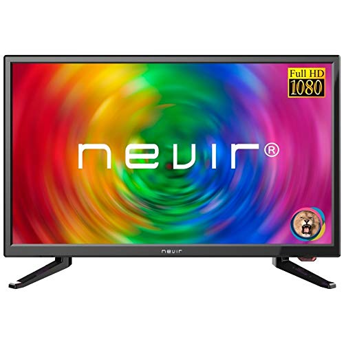 Nevir MTVLED0480 TV LED 22 Full HD, 7428, USB, Dvr Hdmi, Negro