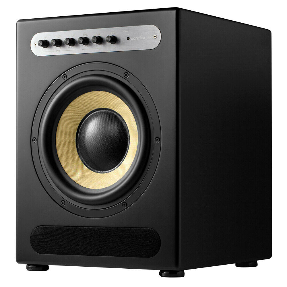 uandksound T10 Sub Woofer – Black (New!)